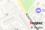 Схема проезда до компании Семейная в Алексеевке