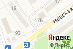 Схема проезда до компании Киоск по продаже мороженого в Алексеевке