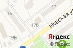 Схема проезда до компании Зоомагазин в Алексеевке