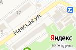 Схема проезда до компании Мечта в Алексеевке