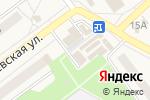 Схема проезда до компании Мастерская в Алексеевке