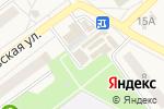 Схема проезда до компании Магазин хозтоваров в Алексеевке
