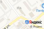 Схема проезда до компании Сюзанна в Алексеевке