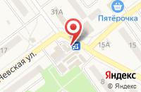 Схема проезда до компании Ивановский текстиль и трикотаж в Алексеевке
