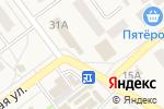 Схема проезда до компании Самарский областной автомотоклуб в Алексеевке