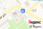 Схема проезда до компании Магазин овощей и фруктов в Алексеевке