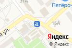 Схема проезда до компании Родниковый источник в Алексеевке