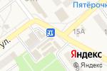 Схема проезда до компании Хмельной погребок в Алексеевке