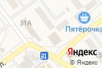 Схема проезда до компании Ломбард-Приоритет в Алексеевке
