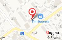 Схема проезда до компании Имплозия в Алексеевке