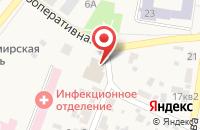 Схема проезда до компании До-ми-сольки в Алексеевке