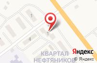 Схема проезда до компании Промкомплектация в Волжском