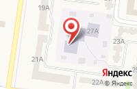Схема проезда до компании Детский сад №50 в Рощинском