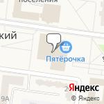 Магазин салютов Рощинский- расположение пункта самовывоза