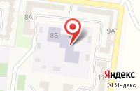 Схема проезда до компании Детский сад №51 в Рощинском