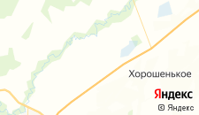 Отели города Кривое Озеро на карте