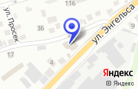 Схема проезда до компании ПРОДУКТОВЫЙ МАГАЗИН БРАВО в Чистополе