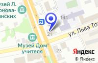 Схема проезда до компании ПАРИКМАХЕРСКАЯ ЭЛЕГАНТ в Чистополе
