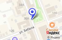 Схема проезда до компании ЧИСТОПОЛЬСКИЙ ФИЛИАЛ КОЛЛЕГИЯ АДВОКАТОВ РТ в Чистополе