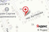 Схема проезда до компании Пивной Дворик в Астрахани