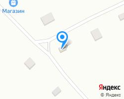 Схема местоположения почтового отделения 422664