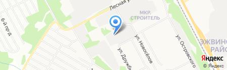 Механика Комплект на карте Сыктывкара