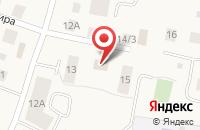 Схема проезда до компании KHOLIN-HOTEL в Выльгорте