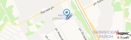 Bella Gente на карте Сыктывкара
