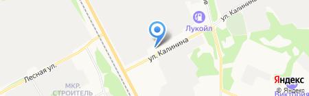 Шиносервис на карте Сыктывкара