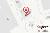 Схема проезда до компании Антикор-Эжва в Сыктывкаре