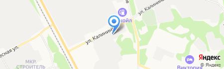 ННН-АВТО на карте Сыктывкара
