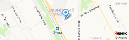 Шашлыкoff на карте Сыктывкара