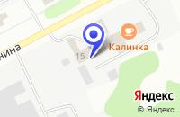 Схема проезда до компании СТРОИТЕЛЬНАЯ ФИРМА РУСЬ в Сыктывкаре