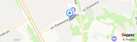 Автозапчасть на карте Сыктывкара