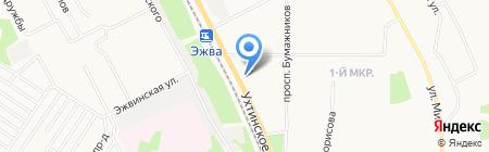 Лучшая мебель для дома на карте Сыктывкара