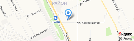 Жилкомхоз на карте Сыктывкара