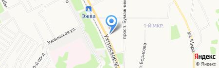 ЛифтСервис на карте Сыктывкара