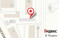 Схема проезда до компании Одна цена в Астрахани