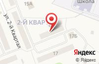 Схема проезда до компании Государственные аптеки Республики Коми в Зеленце