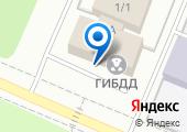 Отдел ГИБДД Управления МВД России по г. Сыктывкару на карте