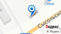 Компания Шинный центр на карте