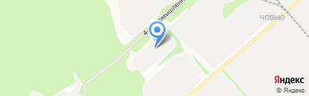 Ваша вода на карте Сыктывкара