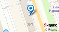 Компания Улдуз на карте