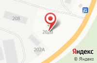 Схема проезда до компании Экономстрой в Выльгорте