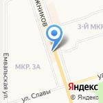 Мастерица на карте Сыктывкара