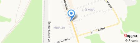 Магазин продуктов пчеловодства на карте Сыктывкара