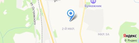 Управление образования на карте Сыктывкара