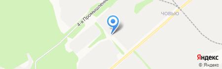 ШРОТТ на карте Сыктывкара
