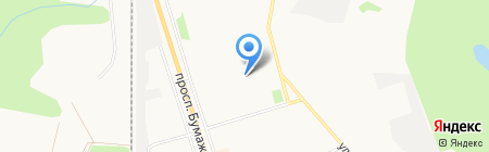 Детский сад №35 на карте Сыктывкара