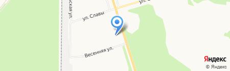 Новые обои на карте Сыктывкара